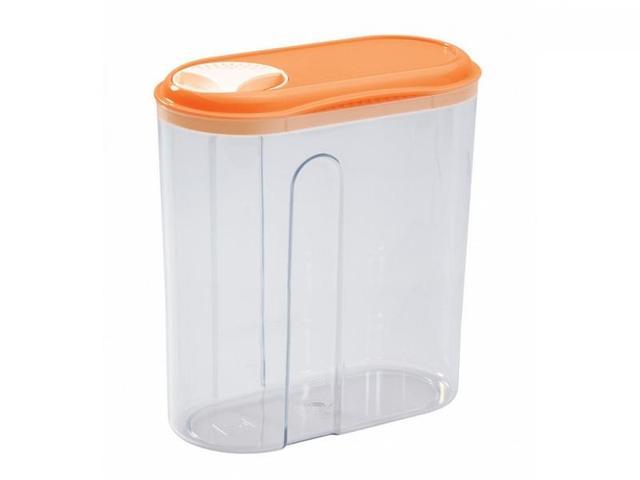 Емкость для сыпучих продуктов phibo, 1,5 л, с дозатором