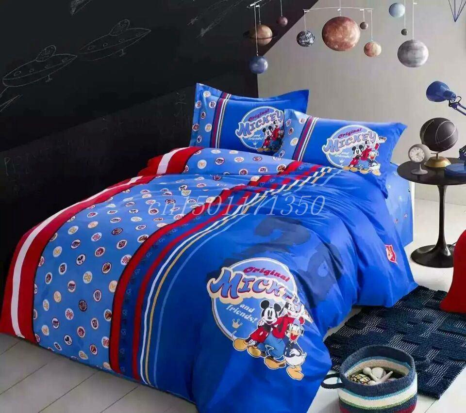 Vergelijk prijzen op mickey mouse comforter sets   online winkelen ...