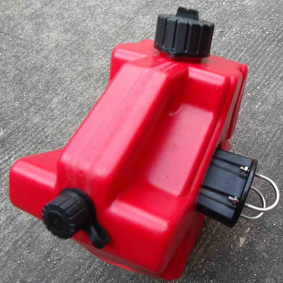 Réservoir de gazole de gaz de carburant de 3L 5L Super pratique pour le paquet d'eau d'utv de moto ATV - 6
