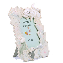 Wall Furnishing Exquisite Gifts Creative Birthday Gifts 6 inch Wedding Photo Frame