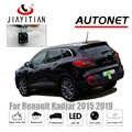 JIAYITIAN kamera tylna dla Renault Kadjar 2015 ~ 2018/kamera parkowania/Night Vision/licencji kamera na tablicę rejestracyjną/do tyłu kamera cofania