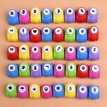 12 видов стилей малыш ребенок мини печать бумаги ручной формирователь скрапбукинга бирки карты ремесло DIY Удар Резак Инструменты