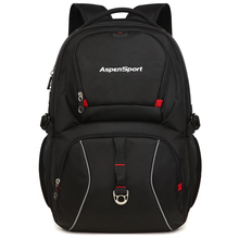 2017 Aspensport Business Laptop Rucksack 15,6 Zoll bags modeschule reise laptop rucksack Schultern tasche student Rucksack