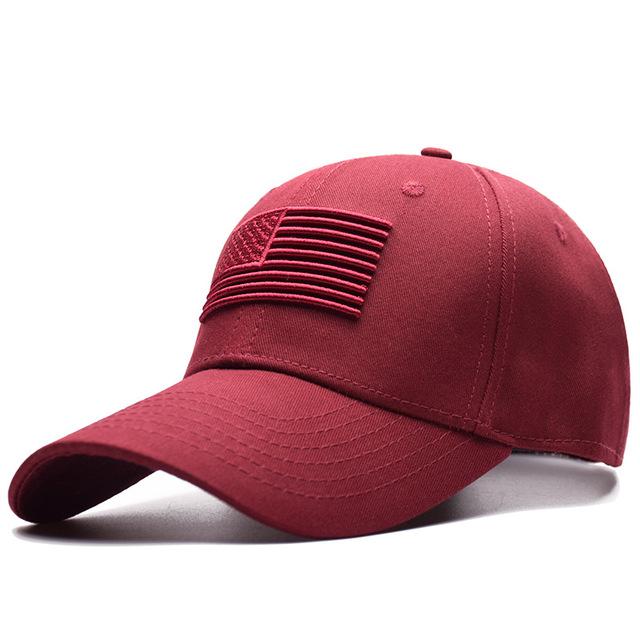 Gorra de béisbol bordada casuales para hombres y mujeres deportivos