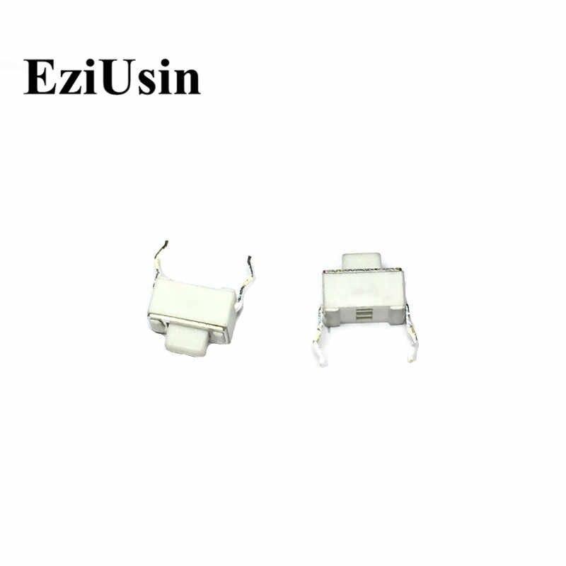 EziUsin 3*6*4.3 blanc LCD moniteur clavier DIP tactile bouton voiture télécommande clé Interrupteur Tablette cristal liquide