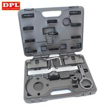 Kit de herramientas de sincronización de motor, herramienta de correa de distribución para BMW N74 / N63