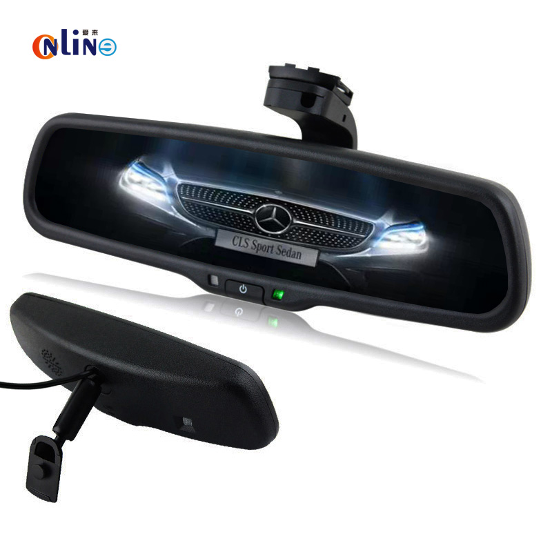 Clear View Special Bracket Car Electronic Auto Dimming Interior Rearview Mirror For Great Wall M4 Hover H3 C30 V80 H5