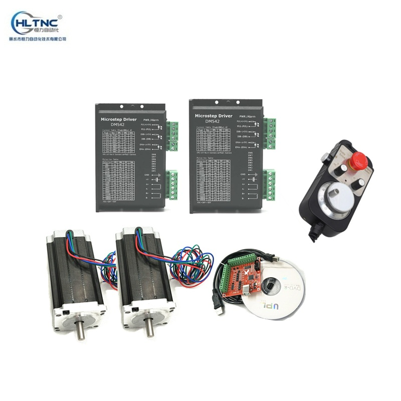 MACH3 Breakout Board 4 Axis Interface Driver Motion Controller handle controller neam 23 425 oz in