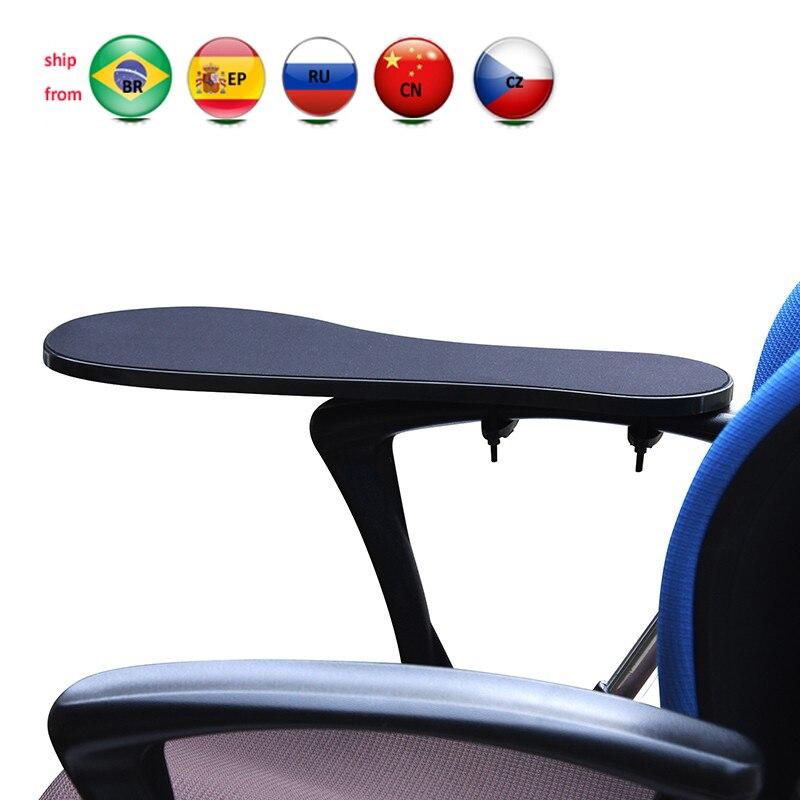 DL-K20 XL taille chaise repose-bras tapis de souris chaise bras de serrage poignet soutien 480*230mm coudière avec tapis de souris antidérapant OK020