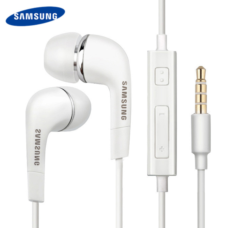SAMSUNG Earphone EHS64 Headsets Wired with Microphone for Samsung Galaxy S3 S6 S8