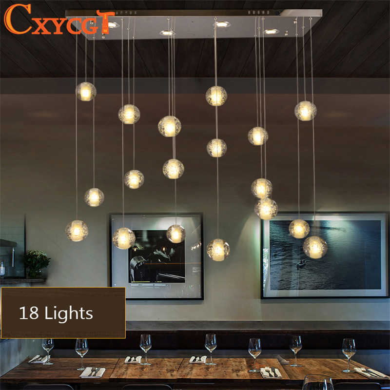 modern stairwell lighting. modern stairwell lighting aliexpresscom buy led crystal pendant lights fixtures magic ball lustre loft i