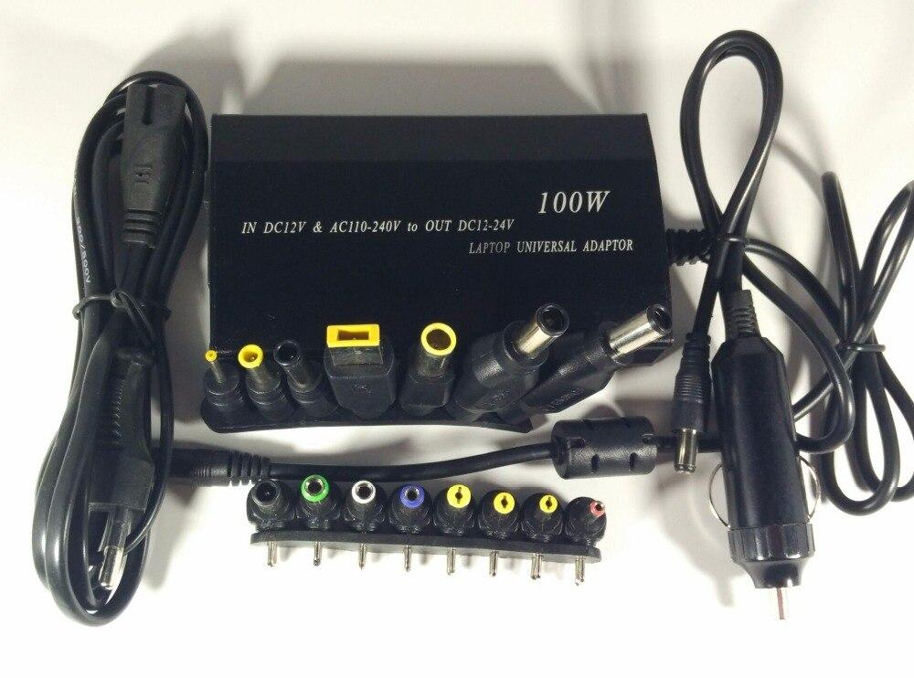 100 W Usb Laptop Universal Auto-ladegerät Adapter Für Laptop/notebook/handy Universal Power Ladegerät Von Der Konsumierenden öFfentlichkeit Hoch Gelobt Und GeschäTzt Zu Werden