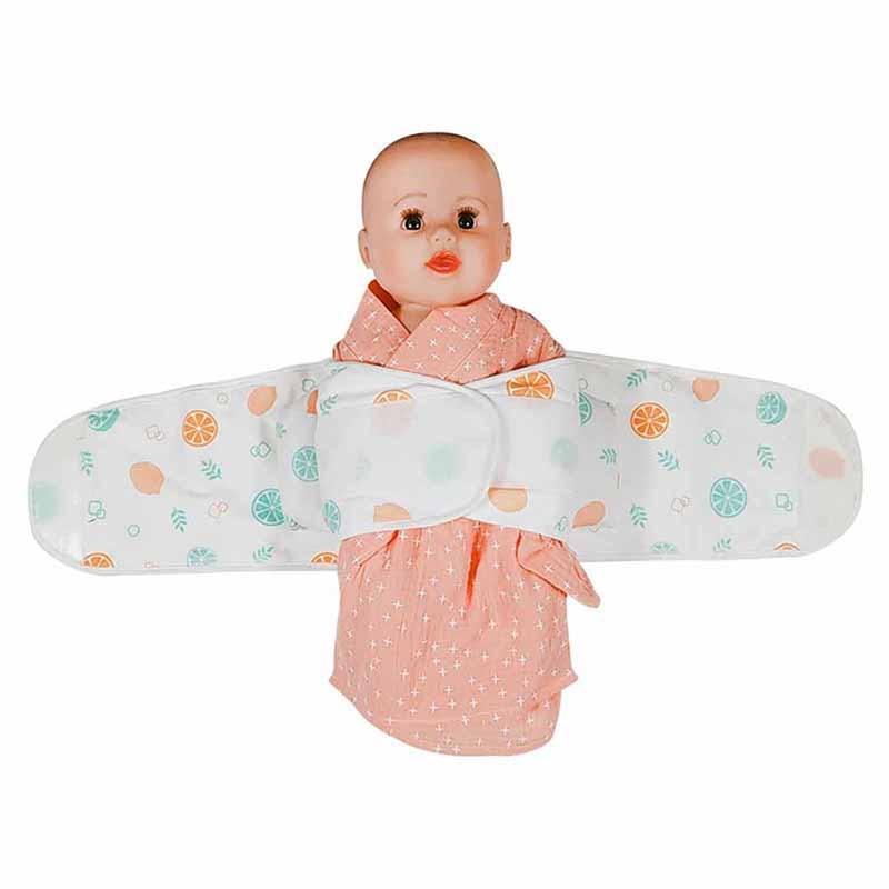 Logisch Baby Care Navelstreng Schort Beschermen Navel Buik Pasgeboren Puur Katoen Anti-schrik Doeken Verstelbare Baby Producten Geurige (In) Smaak