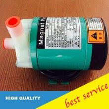 MP-6R 50 Гц 220V Мини Магнитный насос из нержавеющей стали коррозионной устойчивости химический перекачивающий насос