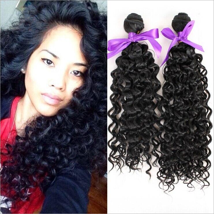 1 Pcs Afro Kinky Curly Women Hair Weave 16 20 70g 1b Black Kinky