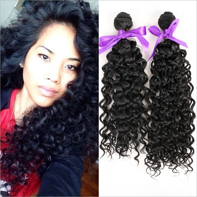 1 Pcs Afro Kinky Curly Women Hair Weave 16 20 70g 1b Black Kinky