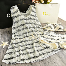 STAR MENG  knitted Hoody small chest gathered three sets of flat steel supporting bikinis conservative hot spring bathing suit