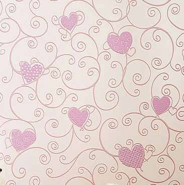 non woven wallpaper papel de parede 3d wall paper kids room princess for home decoration - Wallpaper Wall Designs