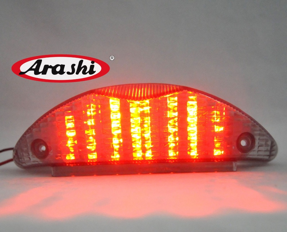 Arashi For BMW R1200GS 2004-2007 E-Mark Brake Turn Signal Tail Light Rear Tail Light LED Light R 1200GS R1200 GS 2007 2006 2005 cmos ик штатная камера заднего вида avis electronics avs315cpr 096 для toyota land cruiser prado 150