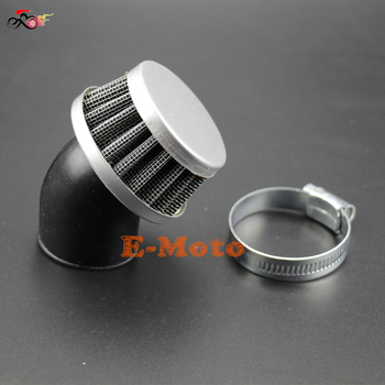 35mm Air Filter Cleaner For Honda XR50 CRF50 50 70 90 110cc pit dirt bike Bent air filter NEW E-Moto image
