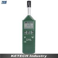 Digital Portable Humidity Temperature Meter TES1360A