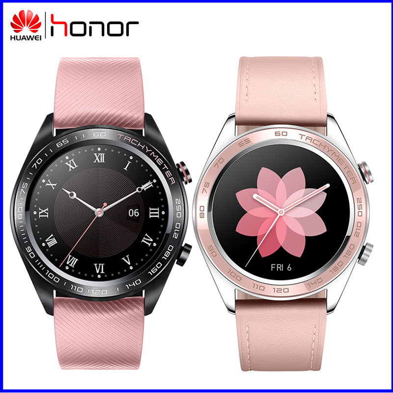 HUAWEI Honor Smart Sports Watches Ladies Watch Heart Rate Sleep Pressure Monitoring Waterproof Wearable Devices Dream