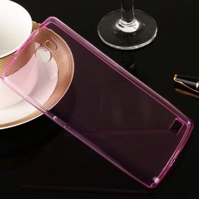 imágenes para 10 unids TP-LINK Neffos C5 teléfono celular del color claro coque funda, Neffos C5 cubierta de tpu suave de nuevo caso protector de la cáscara
