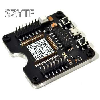 ESP32 test board ESP32-WROVER small batch burn fixture, for ESP-32 module ESP-WROOM-32 module - DISCOUNT ITEM  12% OFF All Category