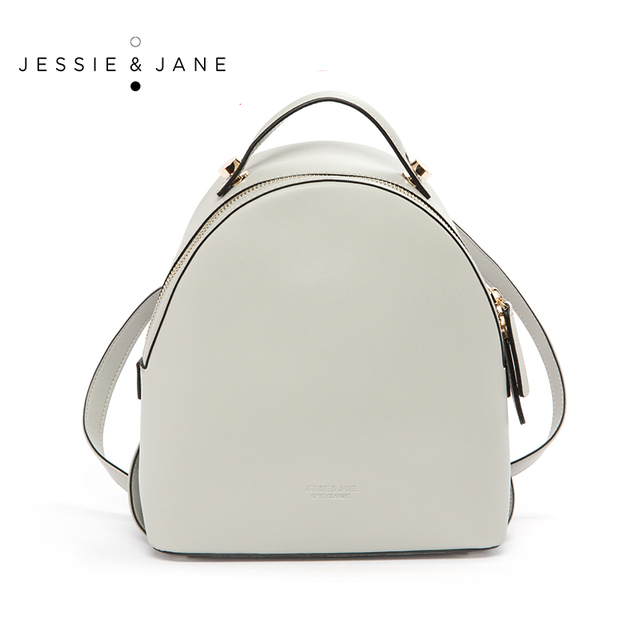 a4fc9f6d4f93 JESSIE   JANE Women s Bags for Teenage Girls Medium Size Backpack Women  Nylon Softback Female Backpacks College Student Bag 1863