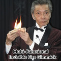 2016 new arrival Multi-Functional Invisible Fire - close up street stage fire magic prop,magic tricks,gimmick