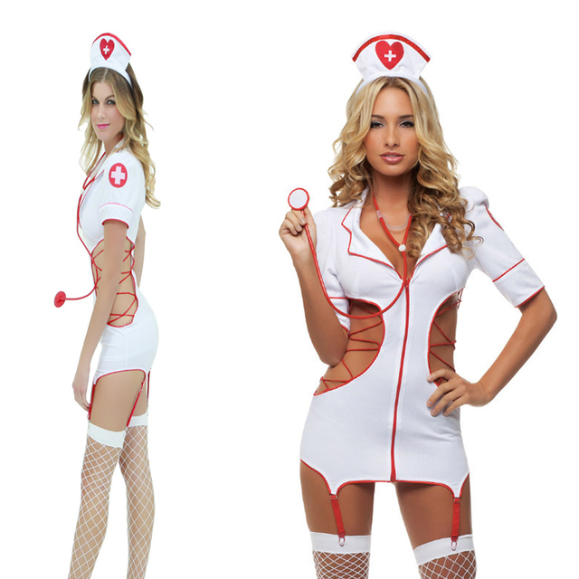 Sexy Nurse Costume 8