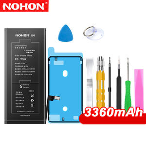NOHON Battery For Apple iPhone 7 8 Plus SE 7 Plus 8 Plus iPhone7 iPhone8 7G 8G