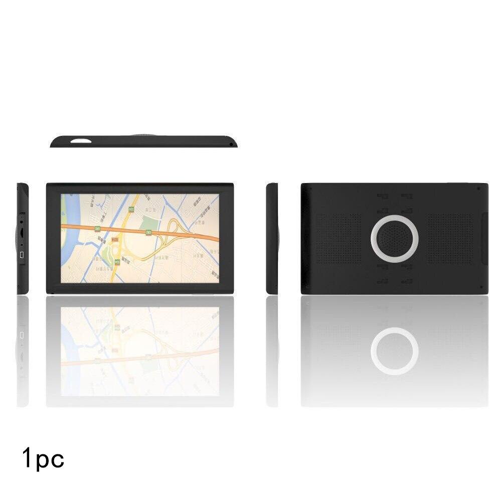 9 pouces GPS Navigation jeux voiture Bus 2D 3D carte musique vidéo enregistreur vue arrière caméra films Bluetooth Capactive écran Table HD