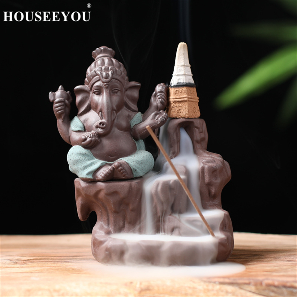 Incense Burner Aromatherapy Furnace 8