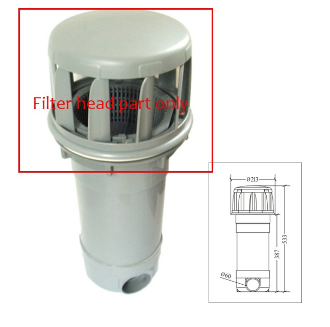 Chinese spa basket skimmer protection head, filter flow skimer part& spa filter accessories for JNJ ,MEXDA,Winer ,Monalisa, spa tub cartridge filter for monalisa