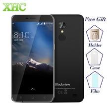 WCDMA 3G Blackview A10 5.0 inch Cellphones RAM 2GB ROM 16GB Android 7.0 1280 x 720 MTK6580A Quad Core Dual SIM OTA Mobile Phones