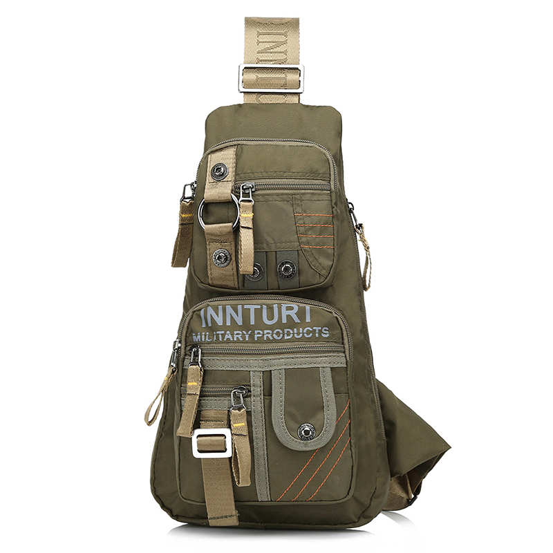 High Quality Nylon Military Men Crossbody Bag Vintage Shoulder Messenger  Bags Waterproof Travel Riding Sling Chest Day Back Pack on Aliexpress.com    Alibaba ... ed486f1983