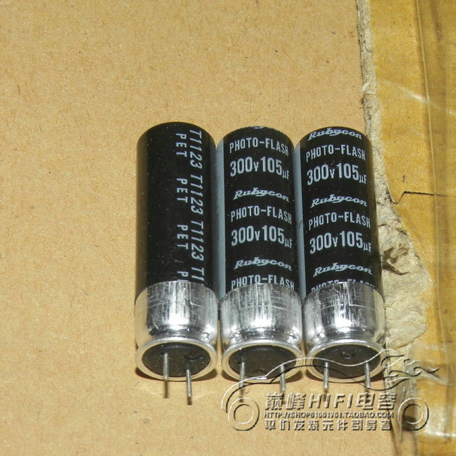 condensatore flash