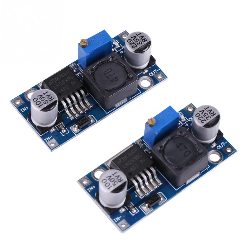 12v To 5v Power Supply Regulator By Lm317 And Lm337