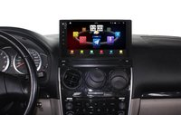 10.1 inch 1024 x 600 quad core Android 4.4 for MAZDA 6 ,car deckless gps navigation,3G,BT,Wifi,english,black