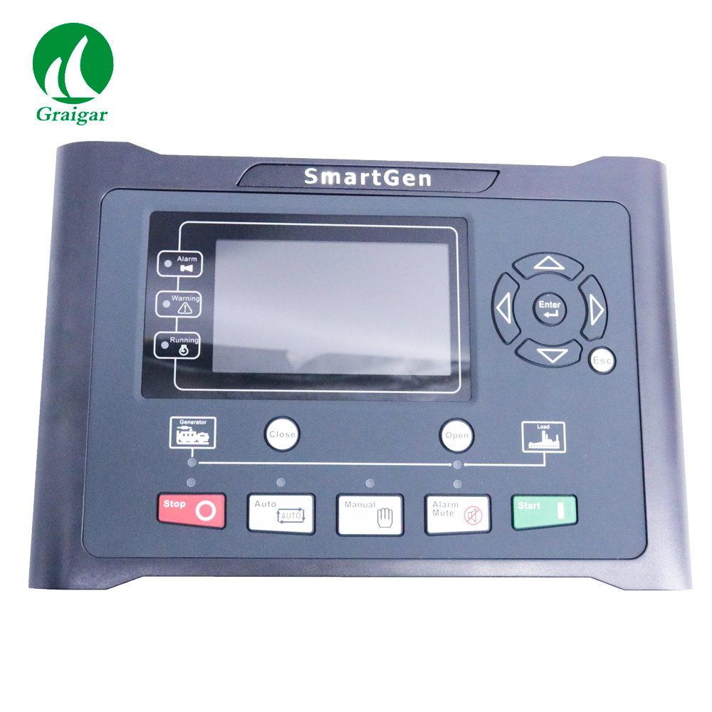 Smartgen HGM9610 Genset Controller used for Genset Automation and Monitor Control System of Single Unit  with voltage 120/240VSmartgen HGM9610 Genset Controller used for Genset Automation and Monitor Control System of Single Unit  with voltage 120/240V