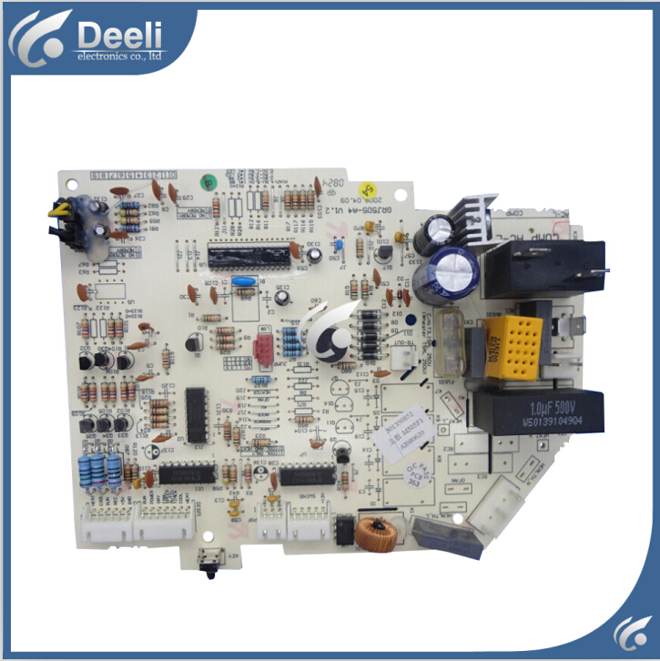 95% new good working for Gree air conditioner pc board motherboard m505f1 301350852 30135085 grj505-a4 on sale 95% new good working for air conditioner motherboard pc board plate zkfr 72lw 17c1 on slae