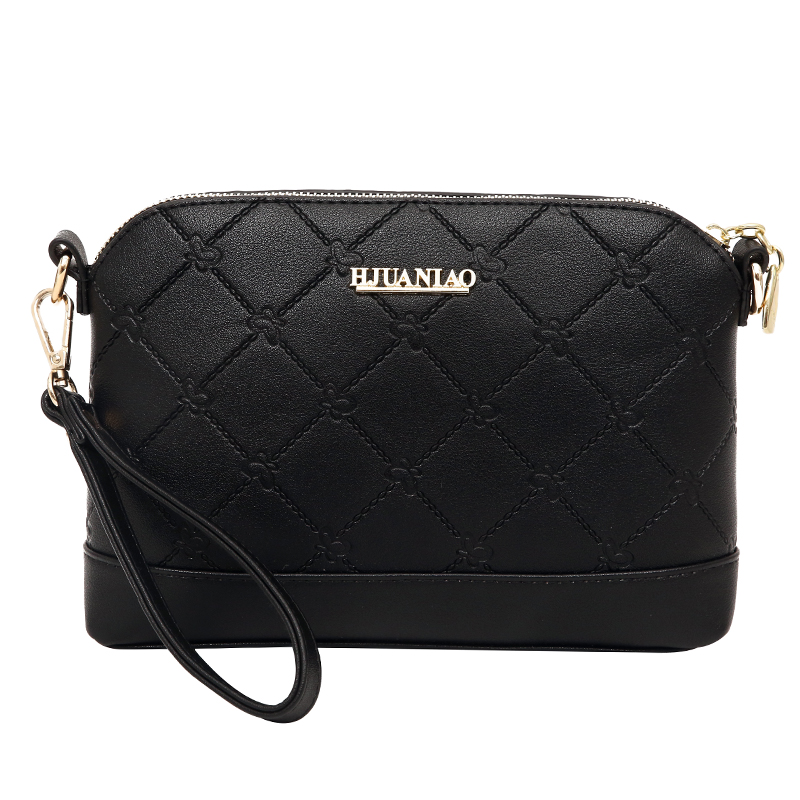 New Arrival  Hot Ladies Women Purse Clutch Wallet  PU Leather  Small Handbag Card Holder Cell Phone Pocket  ST2015  black
