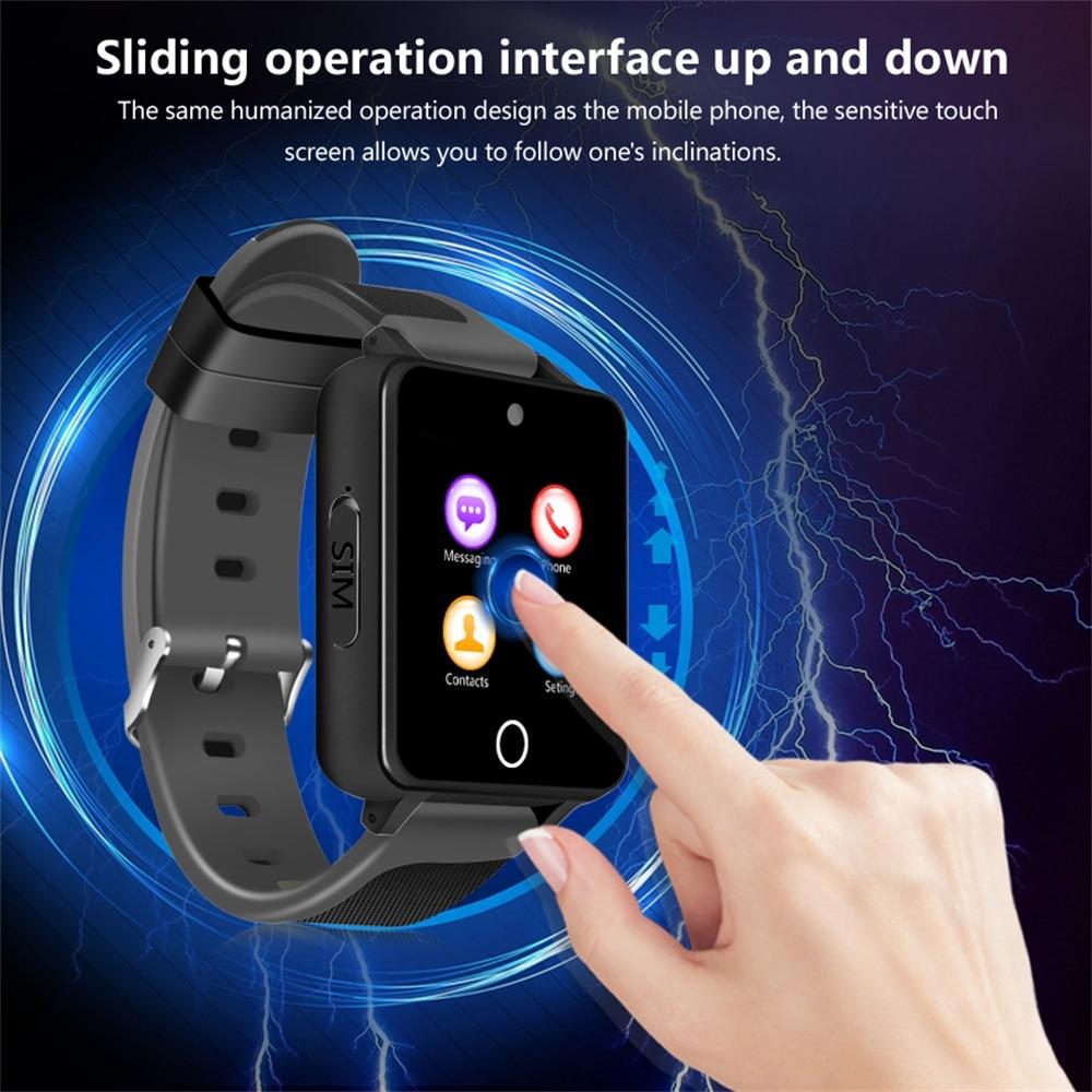 696 Smart Watch S9 2.5D Gorilla Glass Blood pressure Blood oxygen BRIM IP68 Waterproof Activity Tracker Smartwatch WIFI GPS цена