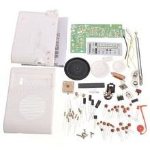 DIY CF210SP AM FM радио Комплект Электронный сборный комплект для электронного учащегося