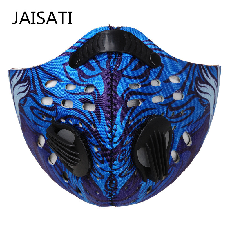 JAISATI Riding masks men and women bike outdoor dust  masks sunscreen activated carbon sports fog haze mask jaisati sunscreen veil summer dust masks breathable cycling driving neckscreen thin mask