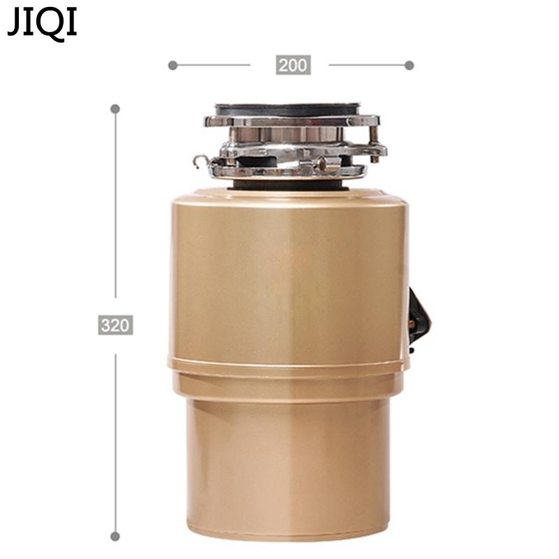 JIQI Electric Food waste Disposers 560W Kitchen waste household kitchen  food waste disposer garbage disposal mill air switch