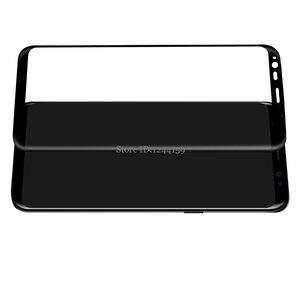 Image 3 - สำหรับ For Samsung Galaxy S8 S9 Plusกระจกนิรภัยปกเต็มNillkin 3D CP + Maxสำหรับ For Samsung S8/ S9 + Plus