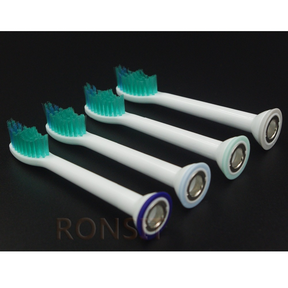 16pcs/lot Replacement Toothbrush Heads for Philips Sonicare ProResults HX6014 HX9332 HX6930 HX9340 HX6950 HX6710 HX9140 HX6530 electric toothbrush replacement heads fits for philips proresults sonicare hx6730 hx6942 p hx 6013