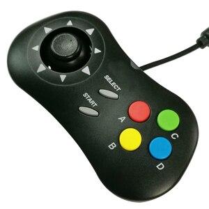 Image 4 - מיני בקר מיני pad gamepad ג ויסטיק + ABCD כפתורי neogeo
